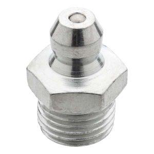 Engraxadeira Reta M10 X 1 (DIN 071412)