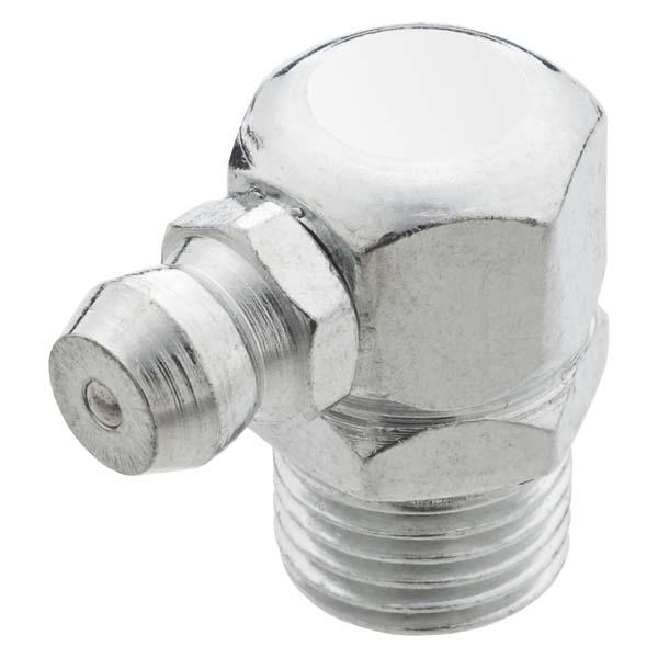 Engraxadeira Curva 90° M10 X 1 (DIN 071412)