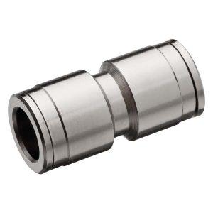 União Tubo nylon metal engate rápido 10mm